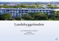 Landsbyggefonden og de boligsociale ... - Boligsocialnet