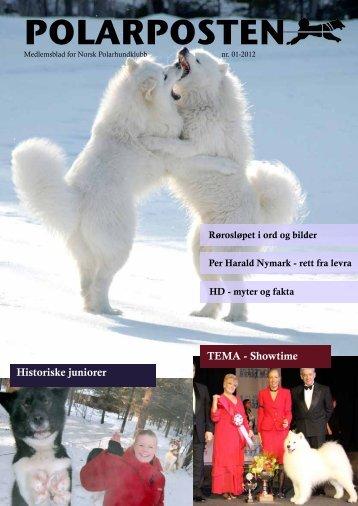 POLARPOSTEN - Norsk Polarhundklubb