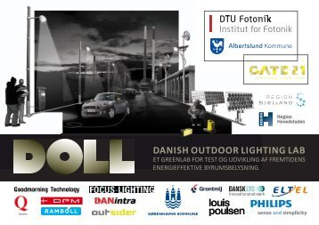 DANISH OUTDOOR LIGHTING LAB - Gate 21