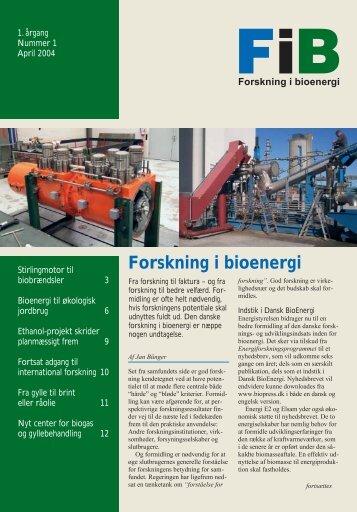 FiB nr. 1 - april 2004 - Biopress