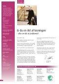 Tema: Den bevidste forbruger Tager du ansvar for klodens ... - HK - Page 2