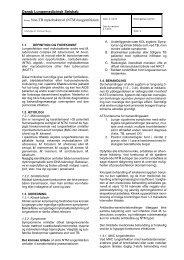 non-TB mykobakteriel lungeinfektion - Dansk Lungemedicinsk ...