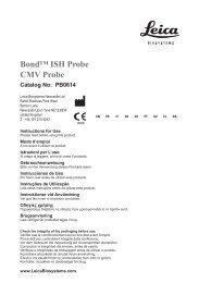 Info Leica Biosystems