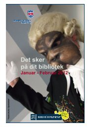 Det sker jan-feb 2012 - Faaborg-Midtfyn Bibliotekerne