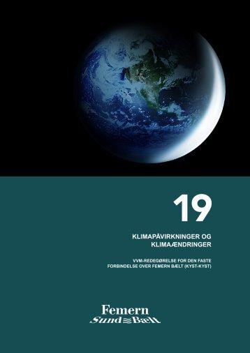 19 Klimapåvirkninger og klimaændringer
