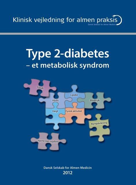 kronikertilskud diabetes mellitus