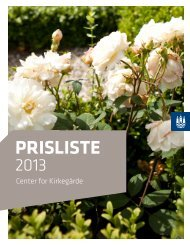 PRISLISTE - Itera