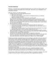 artikel krachtenveldanalyse (download pdf) - Gert Jan Schop