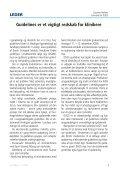 DUGSNyt nr. 1 / 2009 - Dansk Urogynækologisk Selskab - Page 3