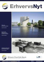 ErhvervsNyt Juni 2006 - EDC Poul Erik Bech