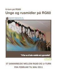 Unge og Rusmidler på RG60. Evaluering, marts 2012. - viden ...