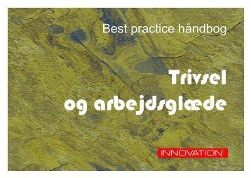 Der er udarbejdet en Best Practice Håndbog, som ... - CBR-Randers