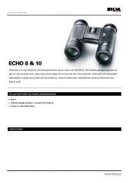 ECHO 8 & 10 - Silva