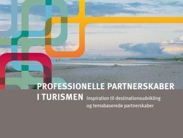 PROFESSIONELLE PARTNERSKABER - Midtjysk Turisme