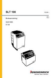 SLT 100 - Jungheinrich