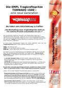 Tragkraftspritze TORNADO - EMPL Fahrzeugwerk - Page 2