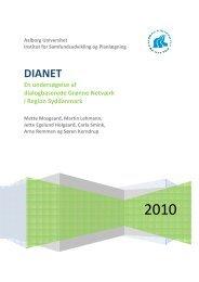 DIANET – En undersøgelse af Dialogbaserede ... - Miljønetværk Syd