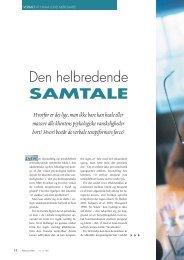 Den helbredende SAMTALE - Elbo