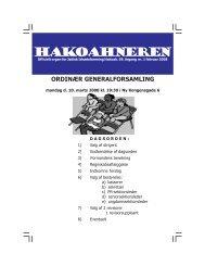 Hakoahneren nr.1-2008.pmd - JIF Hakoah