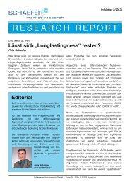 Download (PDF) - Schaefer market research GmbH
