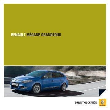 RENAULT MÉGANE GRANdToUR - Havelland Automobile GmbH