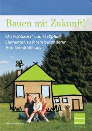 Bauen mit Zukunft - Stephan Holzbau + Dienstleistungen