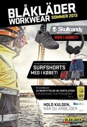 WWM Summer 2013 (PDF-dokument, ) - Blåkläder Workwear