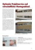 Prospekt - BAUNETZ Naturbaustoffe - Seite 7