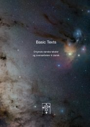 Basic Texts - ESO