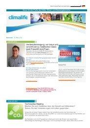 Climalife Newsletter 2013_03