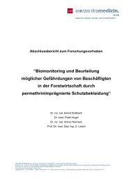 zum ausführlichen Abschlussbericht - Unfallkasse Baden-Württemberg