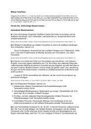 Militær Straffelov. Første Del. Almindelige Bestemmelser ... - ICRC