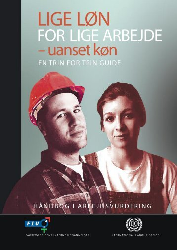 lige løn - International Labour Organization