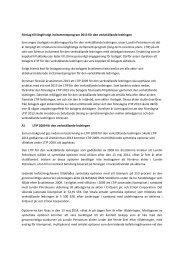 Styrelsens förslag att ersätta LTIP för den ... - Lundin Petroleum