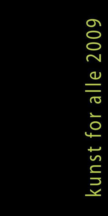 kunst for alle 2009