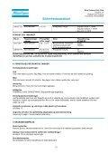 Sikkerhedsdatablad - Atlas Copco - Page 2