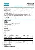 Sikkerhedsdatablad - Atlas Copco - Page 6