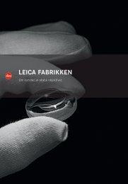 LEICA FABRIKKEN