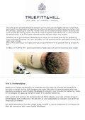 Hvad enhver mand bør vide omkring barbering - Page 2