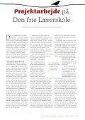 REFLEKSIONER - Nationalt Videncenter For Frie Skoler - Page 7