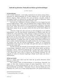 Individet og historien: Thukydid om Nikias og Siciliensfelttoget* - Aigis