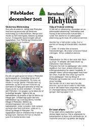 Nyhedsbrev december 2012.pdf - Dagtilbud-Aarhus