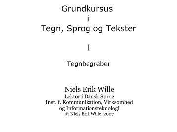 Tegnbegreber - akira.ruc.dk