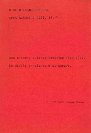 1978 nr 81.pdf - BADA - Högskolan i Borås