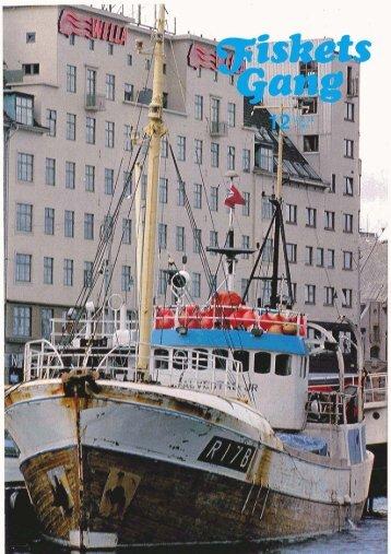 Fiskets Gang. Nr. 12-1981. 67. årgang - Havforskningsinstituttet