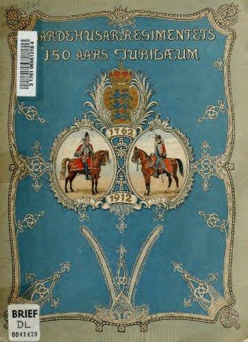 Gardehusarregimentets 150 Aars Jubilæum