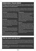 Kursuskatalog forår 2009 - Dansk Atletik Forbund - Page 4