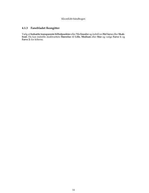 KIconEdit-håndbogen - KDE Documentation