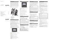 Bruksanvisning Apparatbeskrivelse Gira innfelt ... - Download - Gira