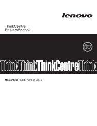 ThinkCentre Bruke